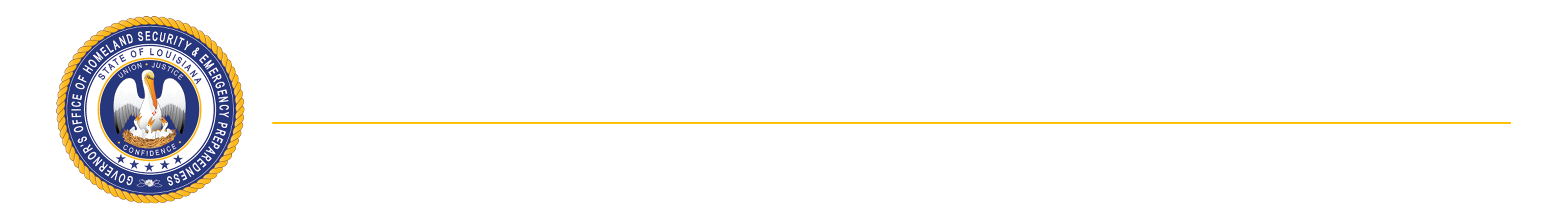 Governor's Office of Homland Security & Emergency Preparedness, State of Louisiana